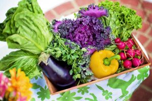 verdura per stipsi